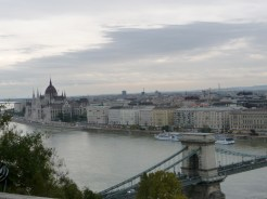 View of Pest from the Fisherman's Bastion