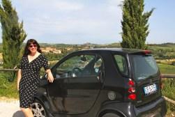 Lori and the Smart Car