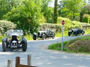 Antique cars coming to the Festival des Delices, des Delires