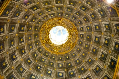 Dome of the Cathedral of Siena