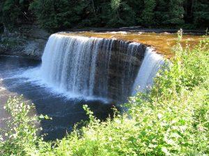 Visit Tehquamenon Falls in Michigan's Upper Peninsula