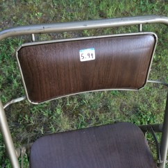 Folding Chair Upcycle Video Game Walmart Upcycled Lori Miller Designs