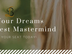 Put Your Dreams To The Test Mastermind with Lorinda Buckingham