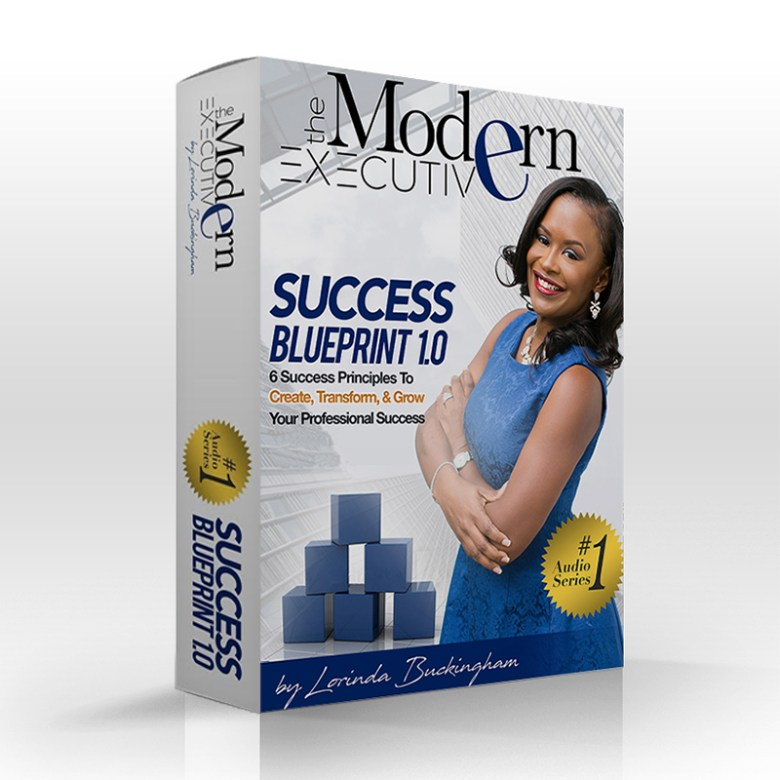 The Modern Executive Success Blueprint 1.0 Audio Series
