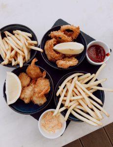 Cape Milner Lunch