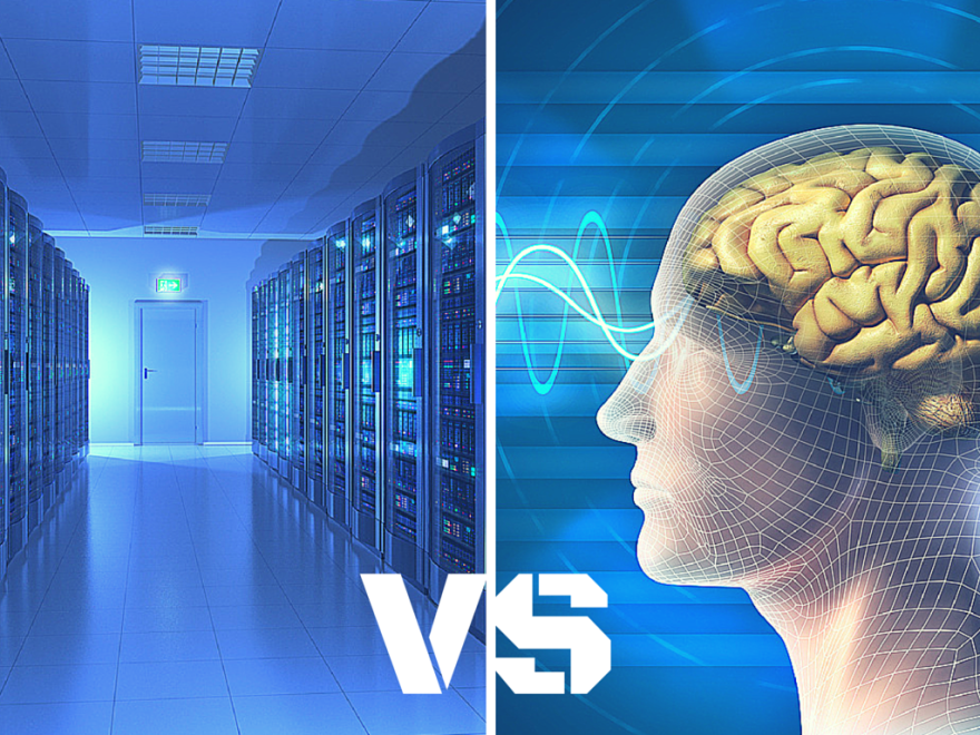 Supercomputers are almost smarter than humans