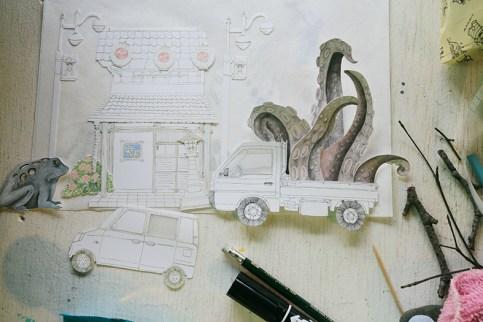 work by Teresa Currera