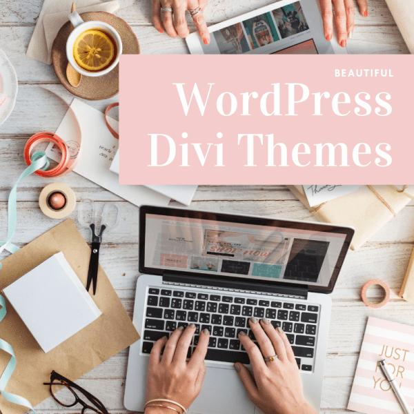 WordPress Divi Templates