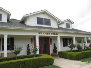 B.R. Cohn Winery tasting room in Sonoma Valley.