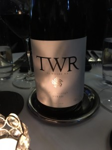 Te Whare Ra 2010 Syrah, Marlborough, New Zealand
