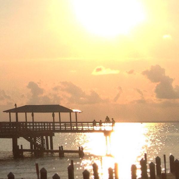 Where Gulf Coast Locals Chat