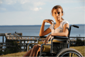 Special needs transitioning to adulthood