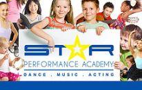 Logo for Star Performance Academy