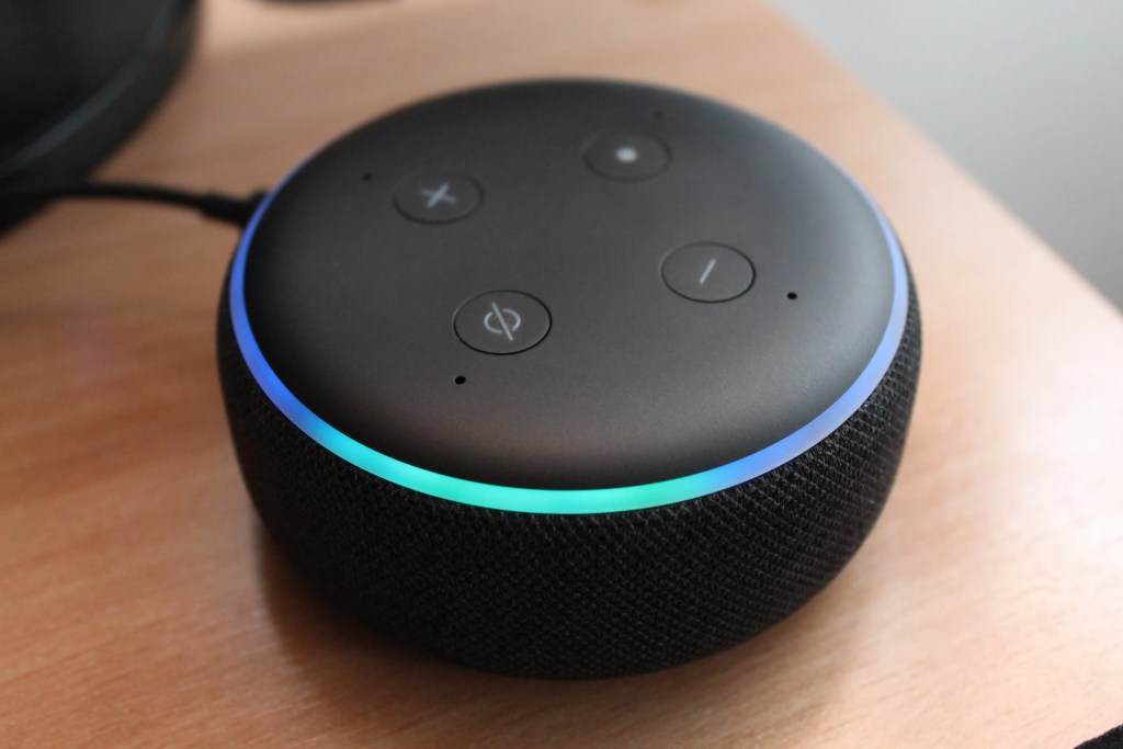 Alexa help me with my relationships. Learning to communicate with Amazon's Echo dot