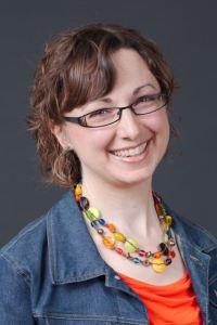 Headshot of Lori Wolf-Heffner