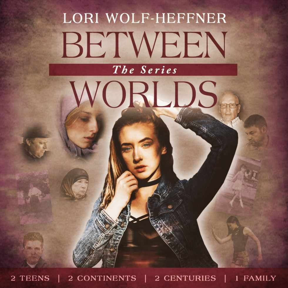 """Juliana Roth, the protagonist of """"Between Worlds,"""" is surrounded by her ancestors and family"""