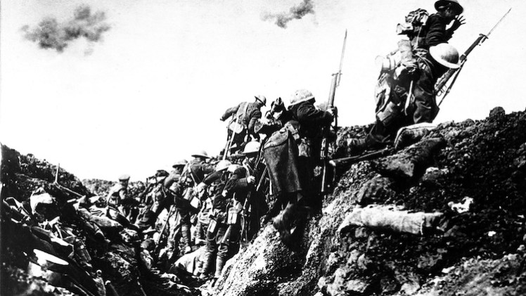 10 Facts About Shell Shock and World War I