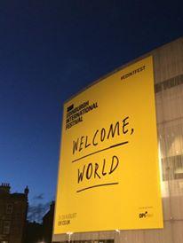 Welcome, World