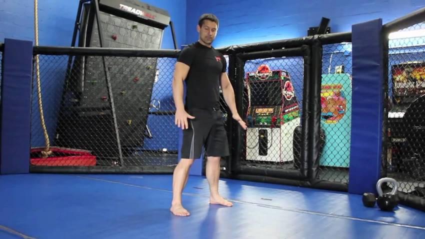 Adam Steer Bodyweight Squat