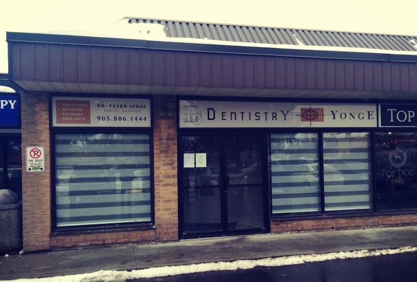 Dentistry-Yonge