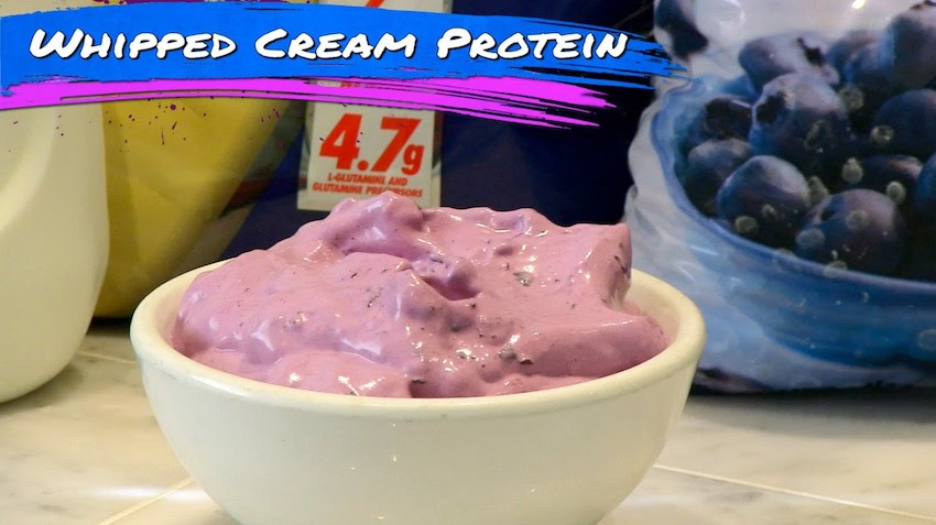 Whipped-Protein-Fluff