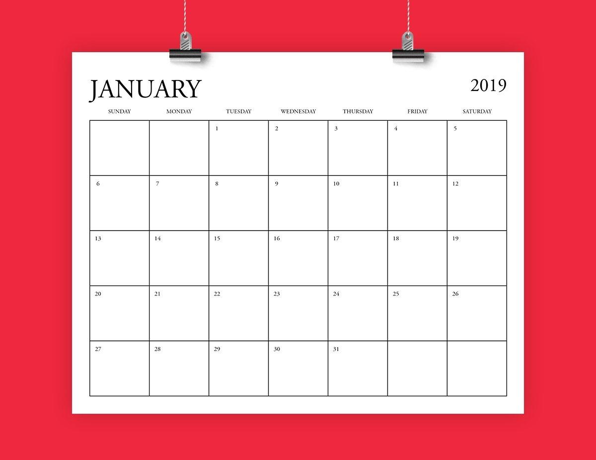 8.5 X 14 Blank Calendar Templates | Example Calendar Printable