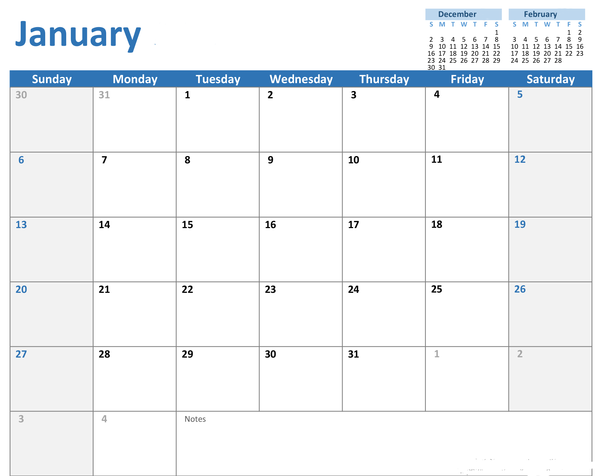 Choose from our blank calendar templates to design your own in minutes. Free Microsoft Word Calendar Template 2020 | Example ...