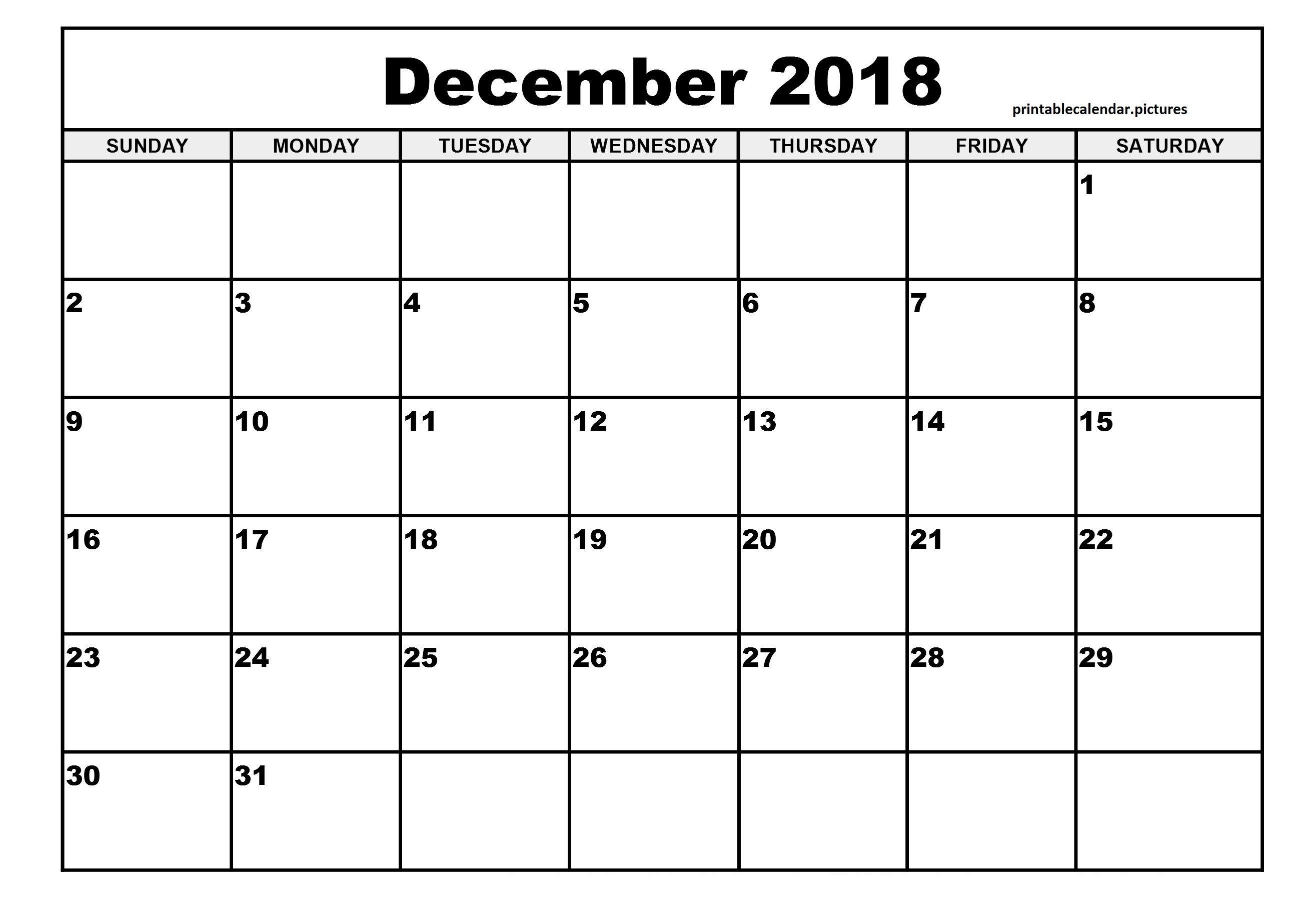 Blank Calendar Template Countdown   Example Calendar Printable