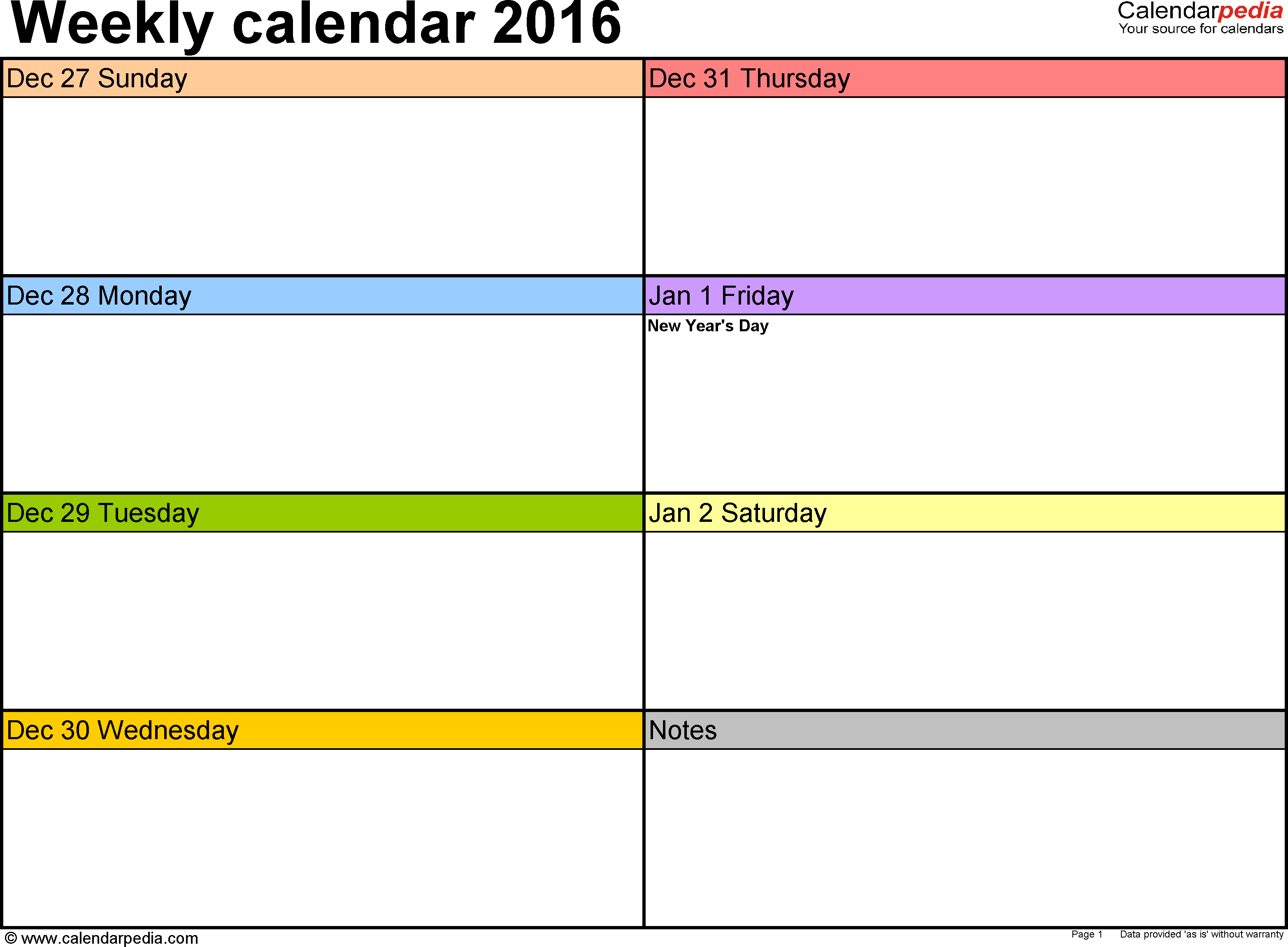 Printable Weekly Schedule By Hour 2020 Outlook | Example ...