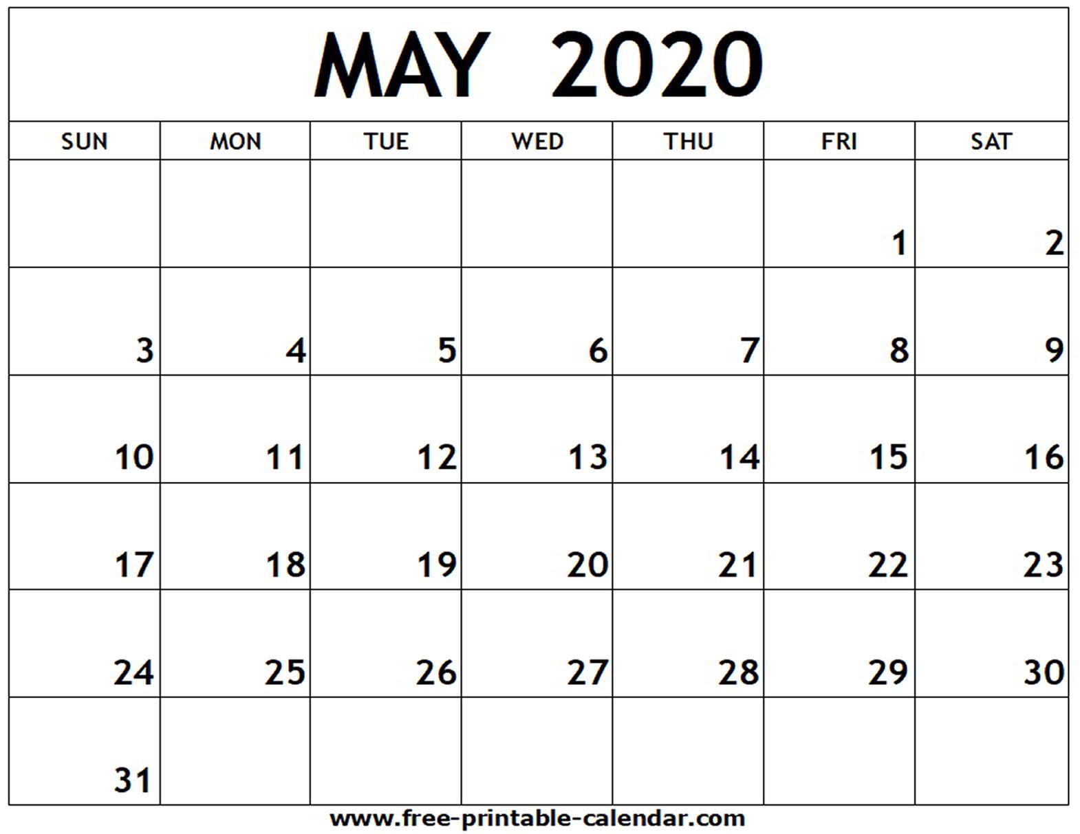 Printable Firefighter Calendar