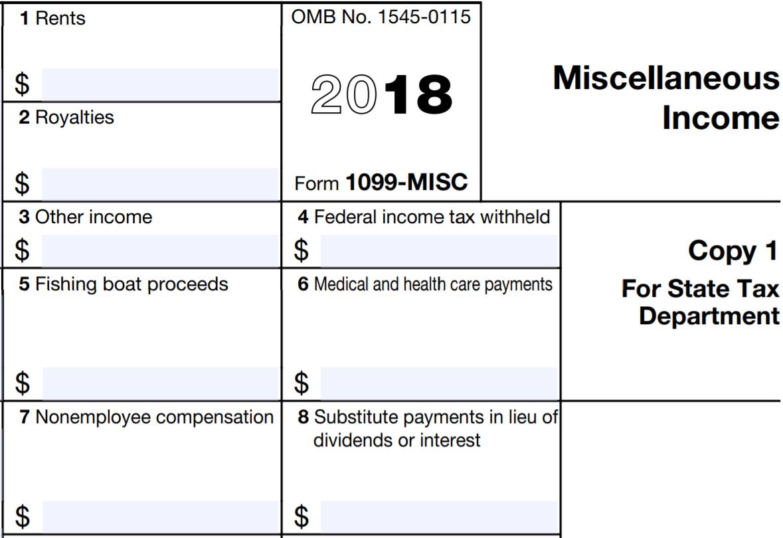 Blank Tax Forms Printable