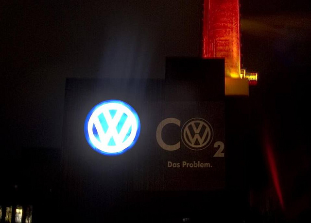 volkswagen co2