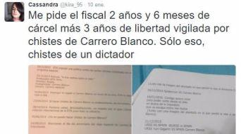 CASO CARRERO BLANCO