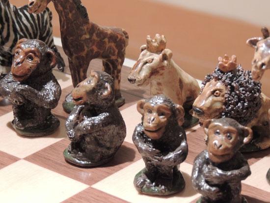 Animal-Chess-set