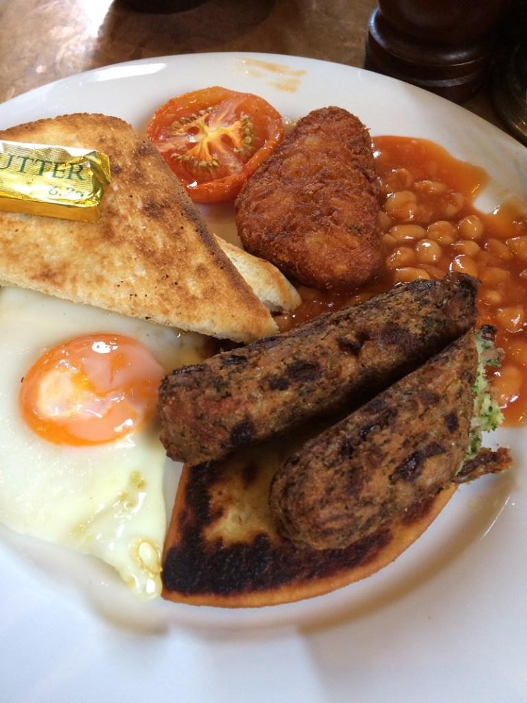 1 - Irish Breakfast