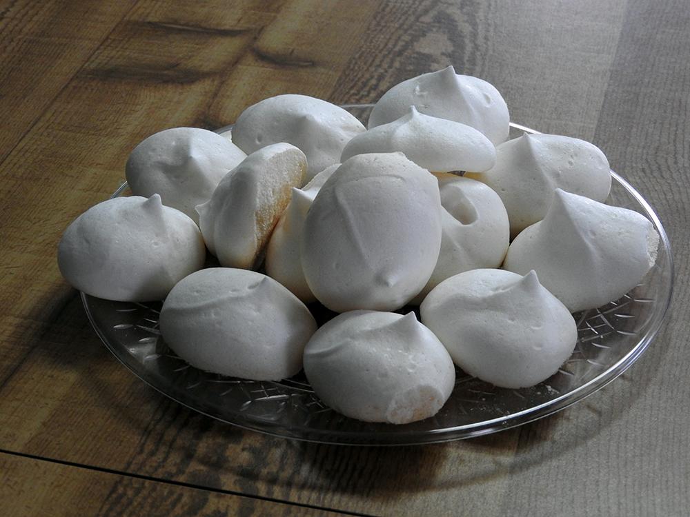 Winter White:  Food