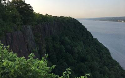 Along the Palisades