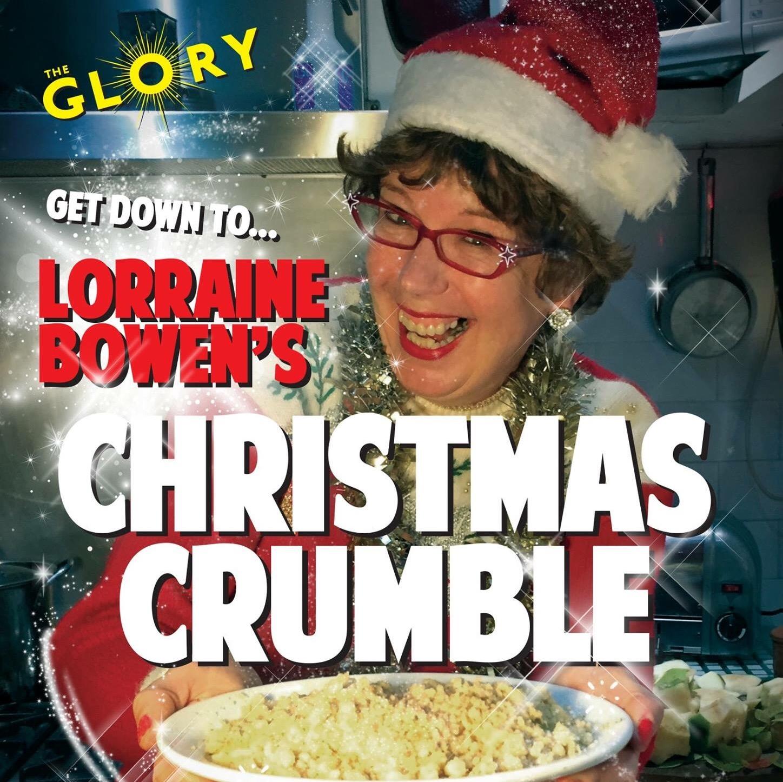 Lorraine Bowen's CHRISTMAS CRUMBLE!