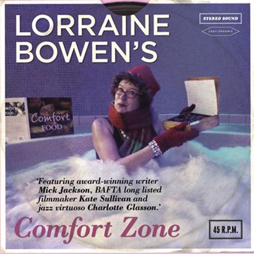 Lorraine Bowen's Comfort Zone