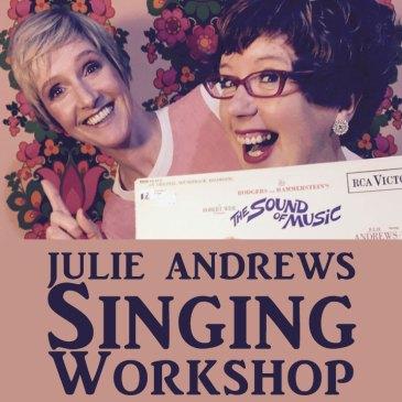 Julie Andrews Singing Workshop