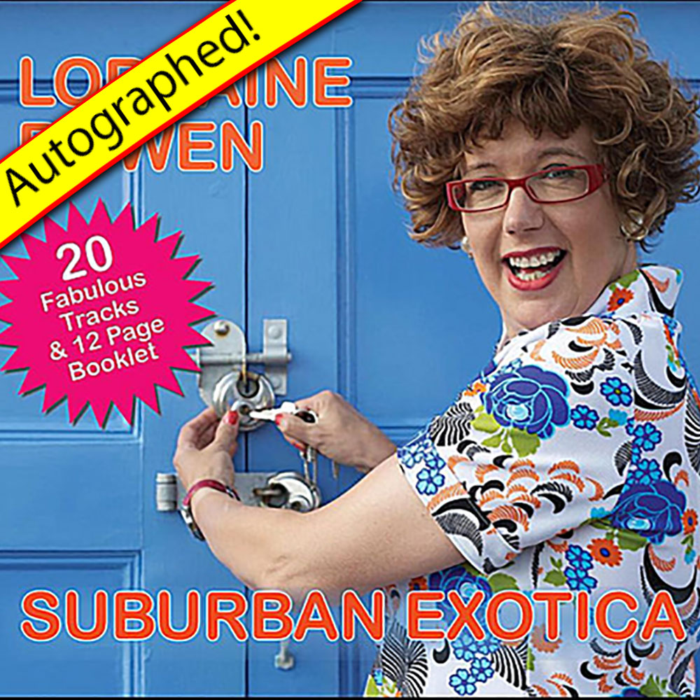 Suburban Exotica (2010) – Autographed!