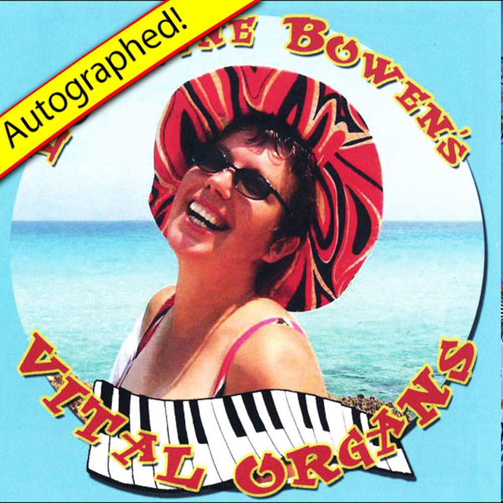 Vital Organs (2005) – Autographed!