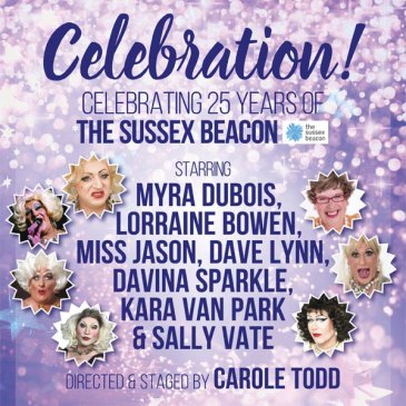 Celebration! 25 Years of The Sussex Beacon