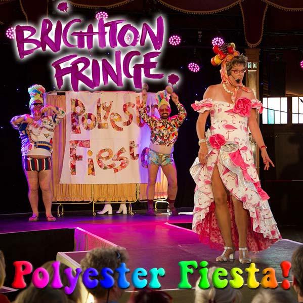 Lorraine Bowen's Polyester Fiesta! @ Brighton Fringe