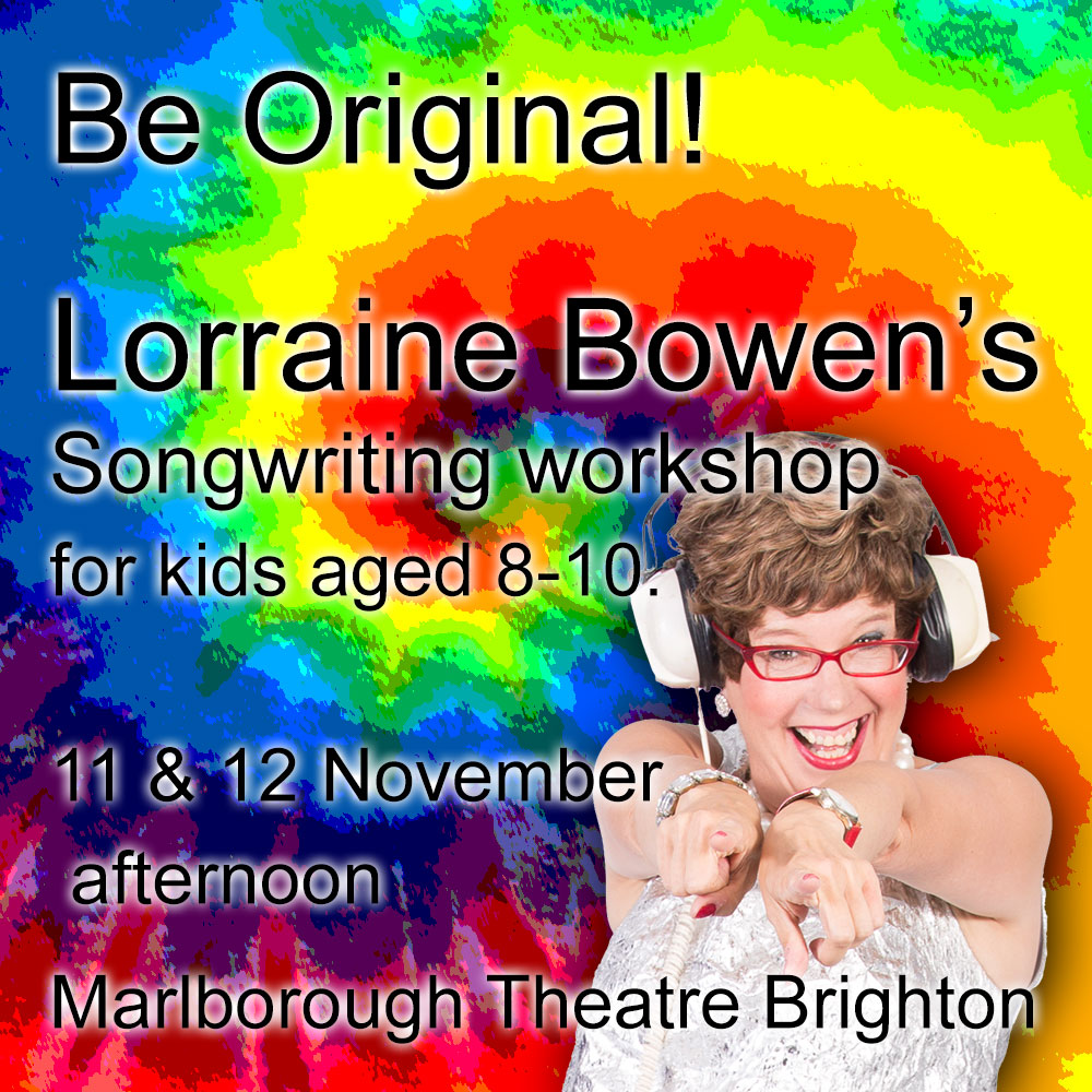 Be Original! with Lorraine Bowen