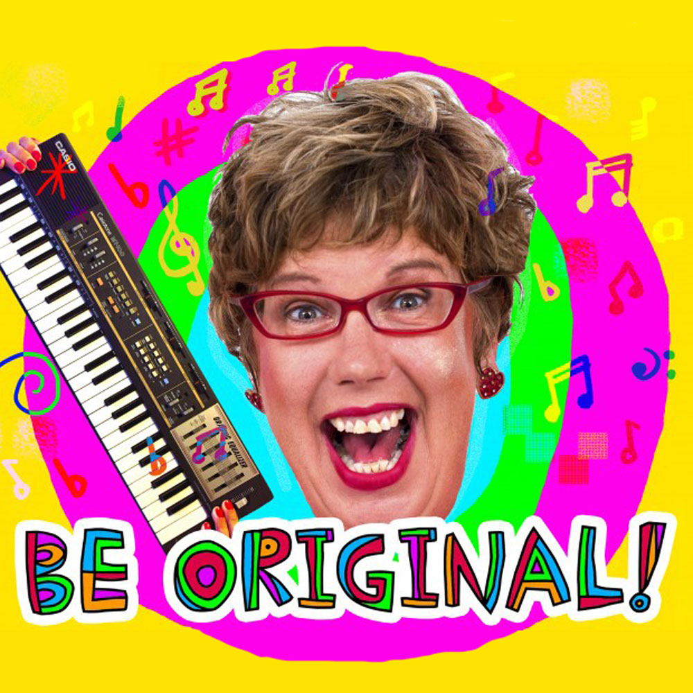 Be Original! with Lorraine Bowen