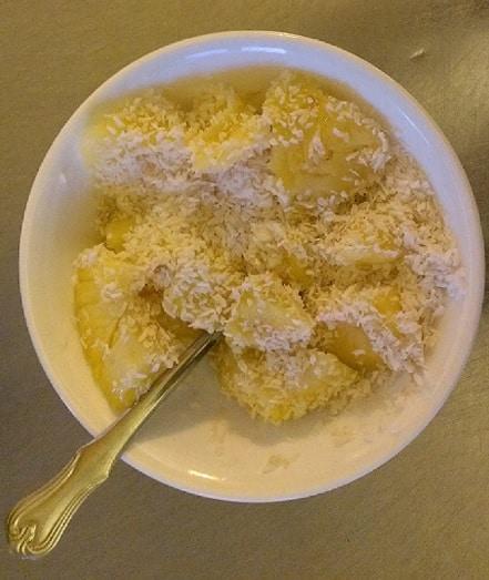 Honeyed Pineapple