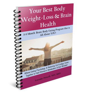 'Your Best Body Weight Loss' - An Eating Psychology Program to End Emotional Eating & Food Addiction