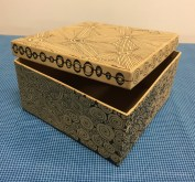 Zentangle box