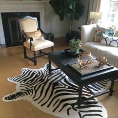 Kitchen Makeover Ideas Farmhouse Islands On The Cheap...my Hunt For A Zebra Rug - Lorri Dyner Design